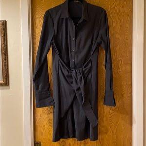 J. McLaughlin wrap front dress size L